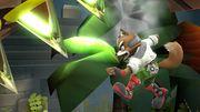 Fox en El gran ataque de las cavernas SSB4 (Wii U).jpg