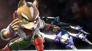 Créditos Modo Senda del guerrero Fox SSB4 (Wii U).png
