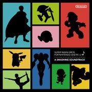 Caratula del CD Super Smash Bros. for Nintendo 3DS Wii U ♪ - A Smashing Soundtrack.jpg
