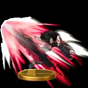 Trofeo de Bayonetta (alt.) SSB4 (Wii U).png