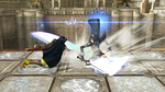 Bloqueo simple (Lucina) (3) SSB4 (Wii U).png