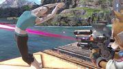 Entrenadora de Wii Fit y Fox en la Gran Bahía SSBU.jpg