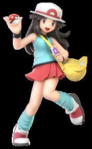 Entrenadora Pokémon (sola) SSBU.png