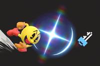 Vista previa de Fruta de bonificación en la sección de Técnicas de Super Smash Bros. Ultimate