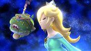 Estela en el escenario Galaxia Mario SSB4 (Wii U).jpg