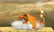 Pose de espera de Charizard (2) SSB4 (3DS).jpg