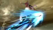 Movimiento especial lateral de Bayonetta (3) SSB4 (Wii U).png