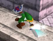Ataque Smash hacia abajo de Link (1) SSB.png