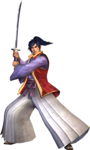 Takamaru en Samurai Warriors 3.png