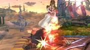 Lanzamiento hacia abajo (1) Zelda SSB4 Wii U.jpg