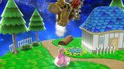 Lanzamiento hacia arriba Peach SSB4 Wii U.jpg