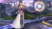 Ataque normal Zelda SSB4 Wii U.jpg