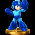 Trofeo de Mega Man SSB4 (Wii U).png