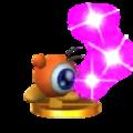 Trofeo de Waddle Doo SSB4 (3DS).png
