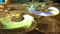 Link y Toon Link en la Central Geotérmica SSB4 (Wii U).jpeg
