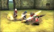 Chrom realizando un ataque doble en Fire Emblem Awakening.jpg