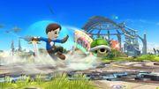 Espadachín Mii usando Tajo revés (2) SSB4 (Wii U).jpg