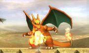 Pose de espera de Charizard (3) SSB4 (3DS).jpg