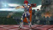 Pose de espera 2 Roy SSB4 (Wii U).jpg