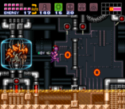 Mother Brain en cápsula (1) Super Metroid.png