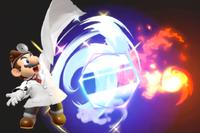 Vista previa de Supersábana en la sección de Técnicas de Super Smash Bros. Ultimate