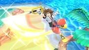 Sora usando Helicóptero en Isla Tórtimer SSBU.jpg