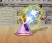 Lanzamiento trasero de Zelda (1) SSBM.png