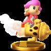 Trofeo de Aldeana SSB4 (Wii U).png