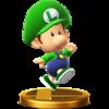 Trofeo de Bebé Luigi SSB4 (Wii U).png
