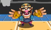 Burla inferior Wario SSB4 (3DS).JPG