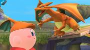 Charizard junto a Kirby SSB4 (Wii U).png