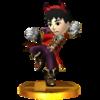 Trofeo de Karateka Mii (Alt.) SSB4 (3DS).png