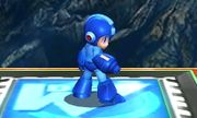 Burla lateral Mega Man SSB4 (3DS).JPG