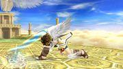 Ataque fuerte hacia abajo Pit SSB4 Wii U.jpg