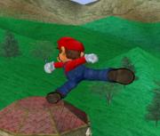 Ataque fuerte lateral de Mario SSBM.png