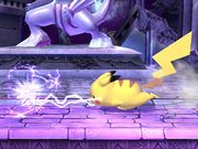 Ataque Smash lateral Pikachu SSBB.jpg