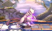 Ataque Smash hacia arriba Mewtwo (1) SSB4 (3DS).JPG