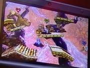 Glitch del entierro sobre Mega Man SSB4 (3DS).jpg