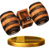 Trofeo de Barriles retropropulsados SSB4 (Wii U).png