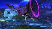 Ataque Smash Lateral Bayonetta SSB Wii U.jpg