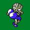 Imagen de Hitmonchan variocolor en Pokémon Plata