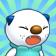 Cara en shock de Oshawott 3DS.png