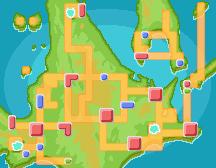 Sinnoh en Pokémon Diamante, Perla y Platino