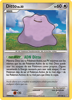 Carta de Ditto