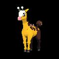 Girafarig XY hembra.png