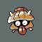 Imagen de Shellder variocolor en Pokémon Plata