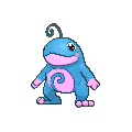 Politoed XY variocolor hembra.png