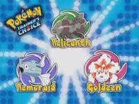 ¿Cuál de estos Pokémon no evoluciona?