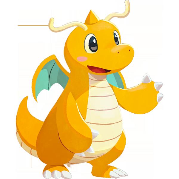 Dragonite Pokémon Café Mix
