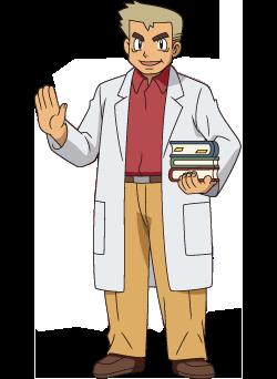 Profesor (Samuel) Oak